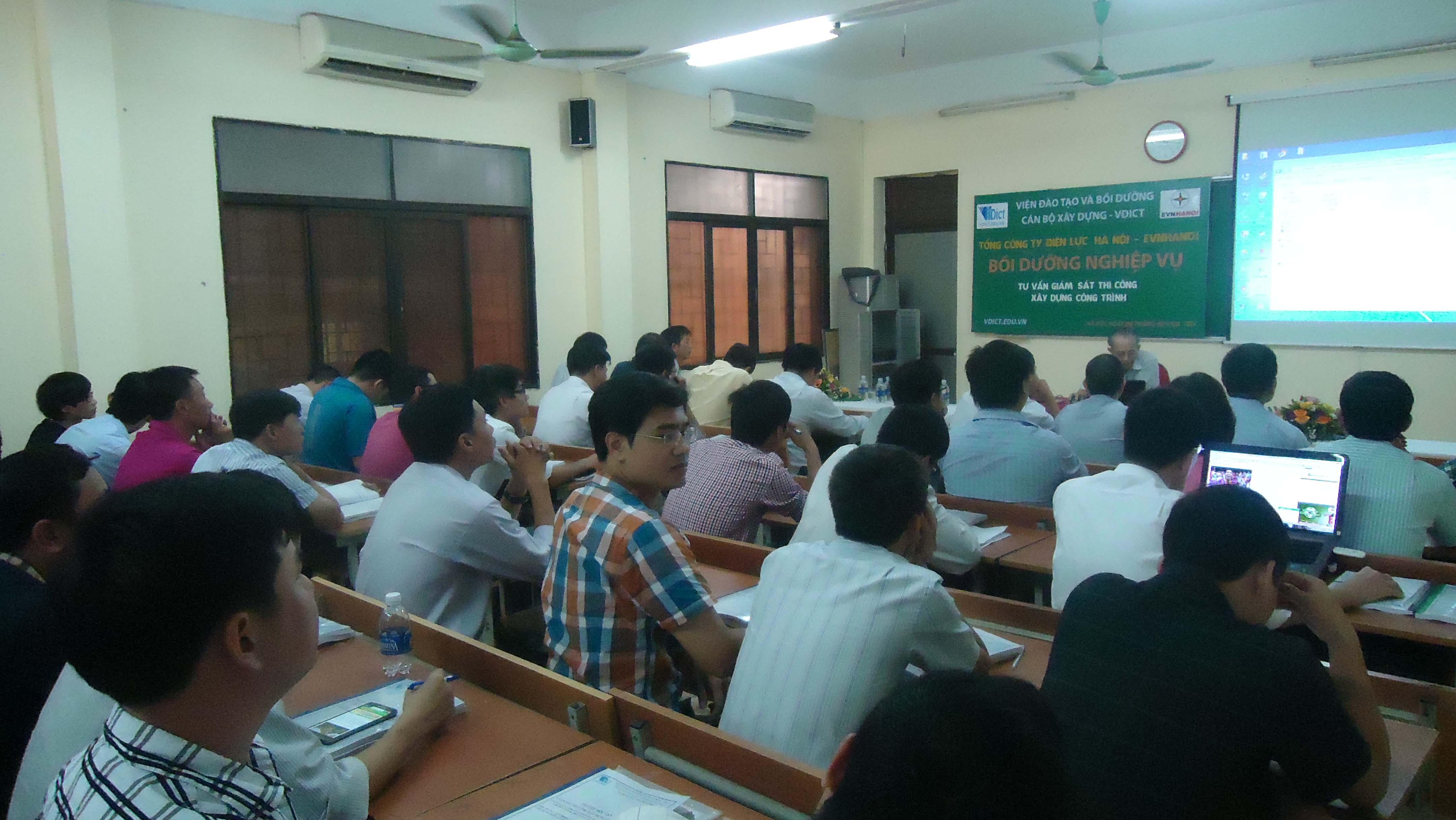 Lớp tư vấn giám sát, khóa học tư vấn giám sát uy tín tại Hà Nội
