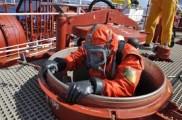 An toàn lao động trong không gian kín