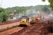 Áp dụng hệ số chuyển đổi đất rời xốp sang đất lu lèn k90