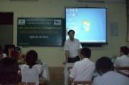Khai giảng lớp Nghiệp vụ  Định giá xây dựng Tổng công ty điện lực Hà Nội