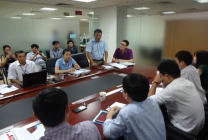 Khai giảng khóa học đấu thầu tại Trung tâm giải pháp CNTT-Viễn thông Viettel