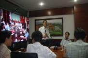 Khai giảng lớp tập huấn Luật Đấu thầu số 43 tại Hà Nội.